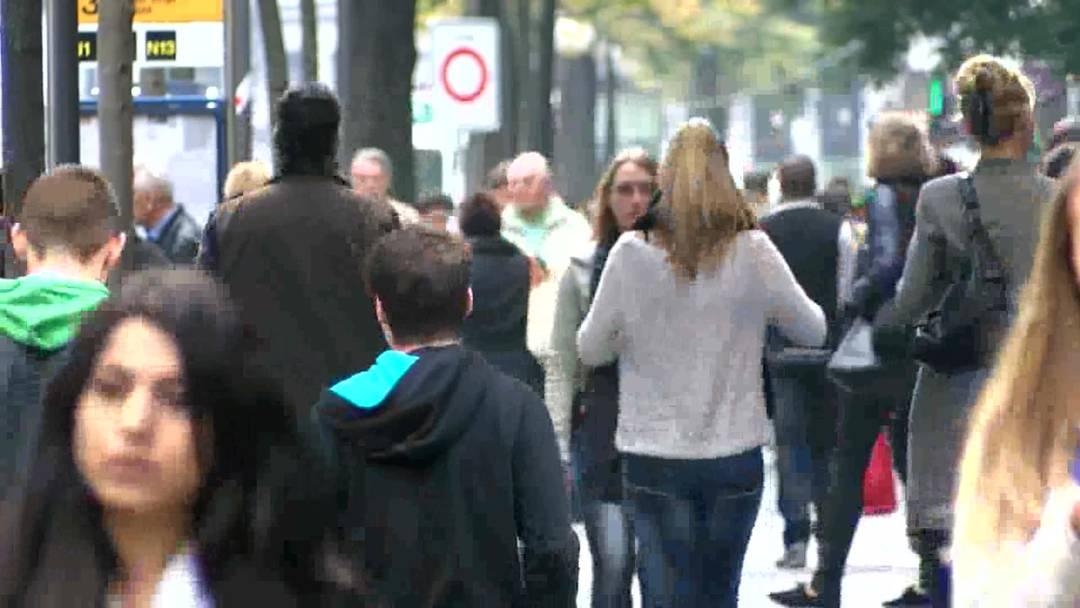 Schweizer Bevölkerung immer dicker