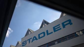 Stadler liefert Trams nach Darmstadt. (Archiv)