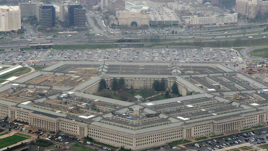 Tödlicher Sicherheitsvorfall am US-Verteidigungsministerium