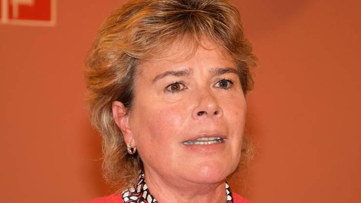 SVP-Grossrätin Doris Iten stellte der Regierung zum Fall des Möriker Prügelschülers kritische Fragen. Mit den Antworten ist sie nicht zufrieden.