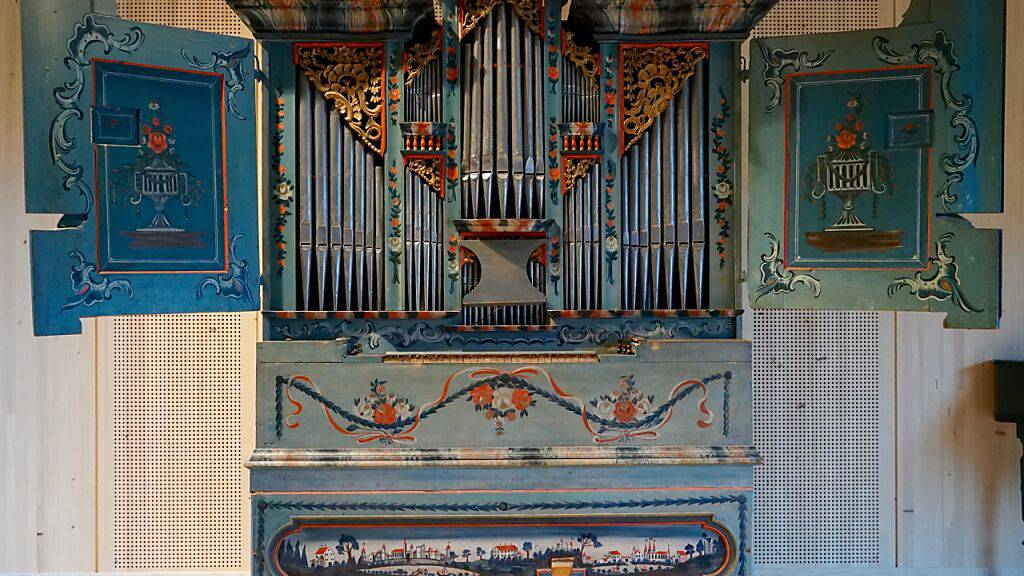 Kulturerbe-Label für Toggenburger Musikinstrumente und Möbelmalerei