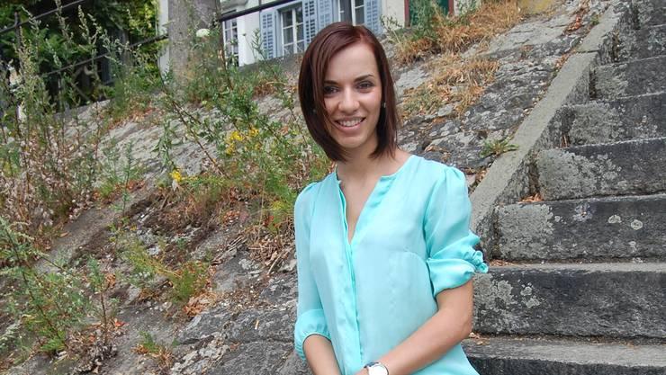 Adelina Kuqi wurde zur Miss Nordwestschweiz gekürt. In den Ferien möchte sie in den USA Model-Kontakte knüpfen.
