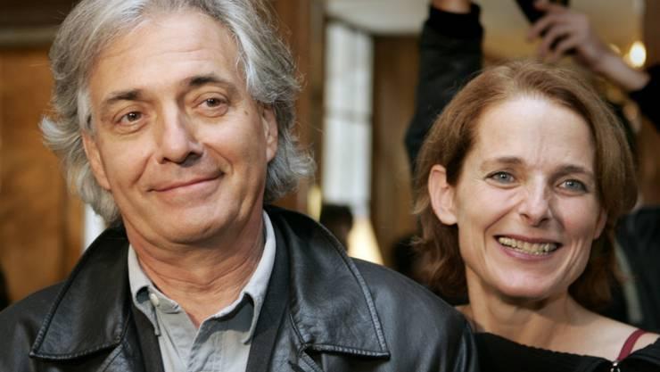 Jean-Paul Dubois (neben Marie Nimier, Archivbild aus dem Jahr 2003).