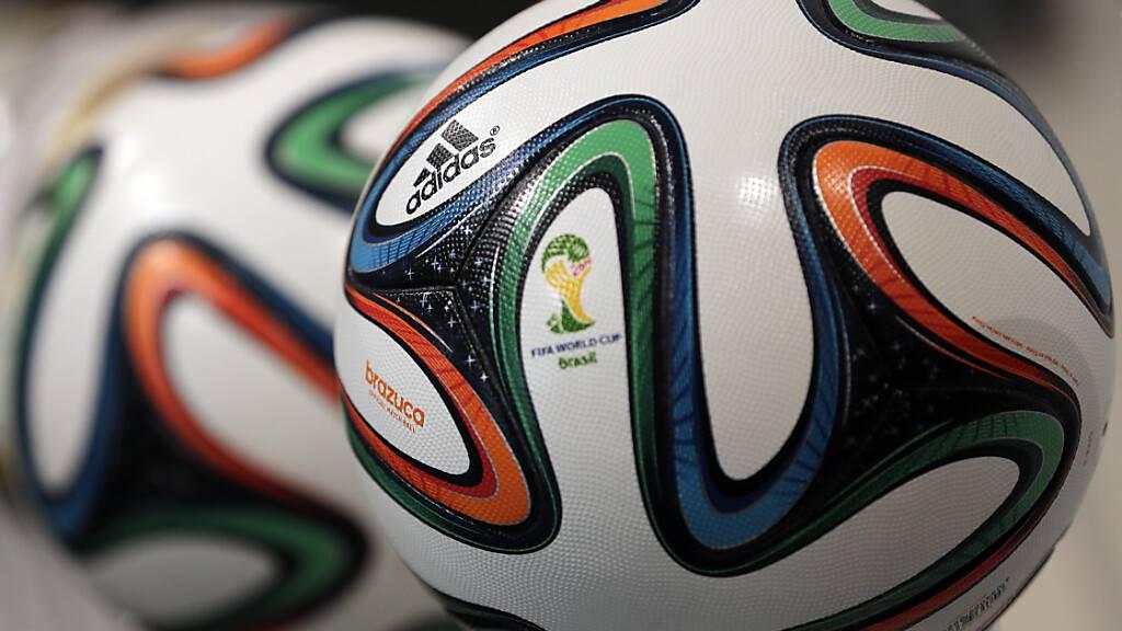 Adidas zuversichtlich dank Fussball und Outdoor-Sport