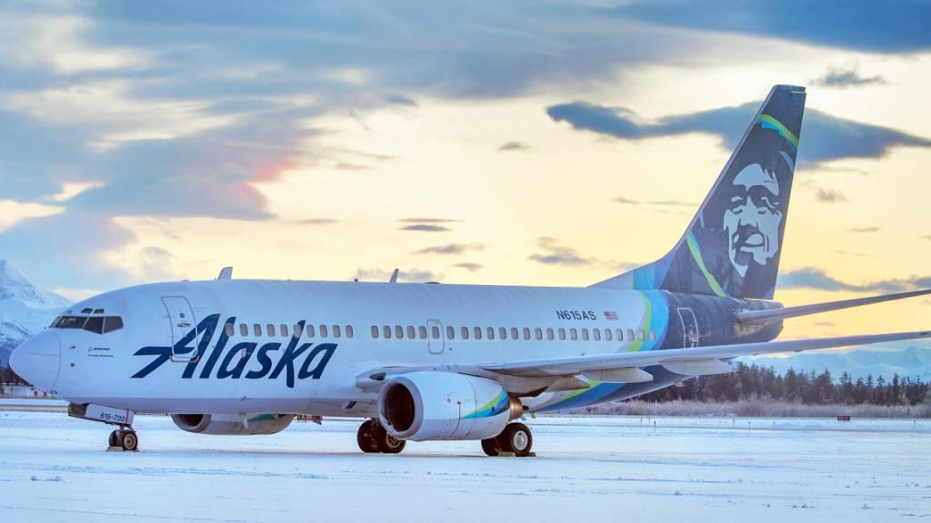 Mit Alaska Airlines bestellt nach Ryanair eine weitere Fluggesellschaft bei Boeing weitere  Jets des Typs 737 Max. Diese Maschinen wurden 2019 wegen Problemen mit dem Steuerungsprogramm aus dem Verkehr gezogen. (Archivbild)