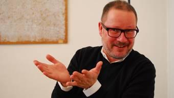 Andreas Beck übernimmt die Leitung des Theaters Basel auf die Spielzeit 2015/16 hin als Nachfolger von Georges Delnon, der nach Hamburg an die Staatsoper wechselt. (Archivbild)