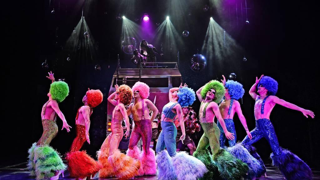 Musicaltage am Theater St.Gallen