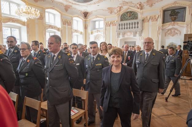 «Im Interesse des Arbeitgebers»: Das VBS von Bundesrätin Viola Amherd (CVP) verteidigt die Personalie.