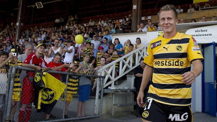 Der einstige YB-Spieler Christoph Spycher soll bei den Bernern der Favorit auf den Sportchef-Posten sein.