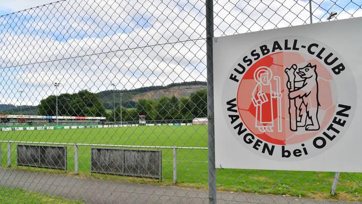 Der Fussball-Club Wangen bei Olten steht bei einem seiner Gönner mit 17 000 Franken in der Kreide.