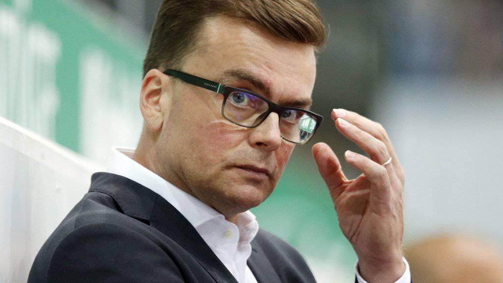 Kann seine Arbeit nächste Saison weiterführen: Klotens Coach Pekka Tirkkonen