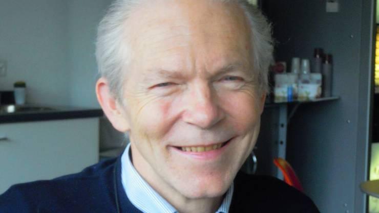 Der Architekt Martin Kraus wirkte von Mitte 2001 bis Ende September 2010 als Solothurner Kantonsbaumeister. (Bild: Oliver Menge)