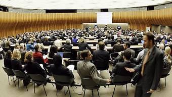 An der Gemeindeversammlung in Bergdietikon dreht sich alles um Zahlen. (Bild: Archiv)