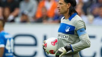 Tim Wiese wechselt die Sportart: Der ehemalige Bundesliga-Torhüter Tim Wiese wird Profi-Wrestler