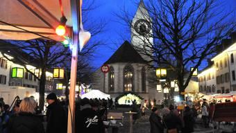 Chlausmarkt Klingnau 2017