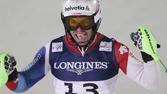 Sandro Viletta Schweizer Meister im Super-G