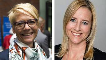 Nicole Wanner und Jaqueline Bysäth – arbeiten beide nicht mehr beim Standortmarketing.