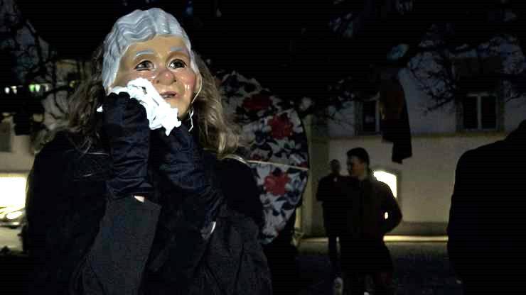 Bad Zurzach: Erst das grosse Heulen um Prinz Karneval – dann wird er angezündet und im Rhein versenkt
