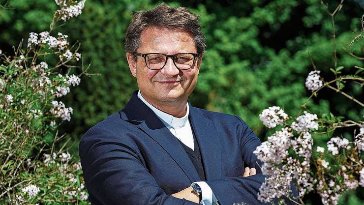 «Gleichstellung ist für mich dringend»: Felix Gmür, Bischof von Basel.