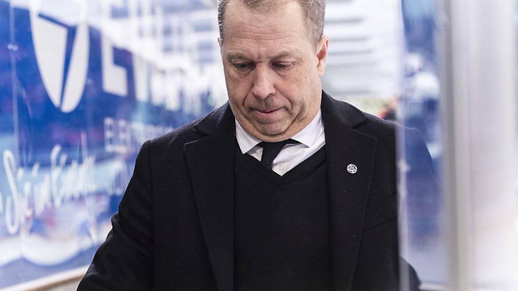 Luganos Cheftrainer Greg Ireland erringt einen auch für ihn persönlich wichtigen Sieg