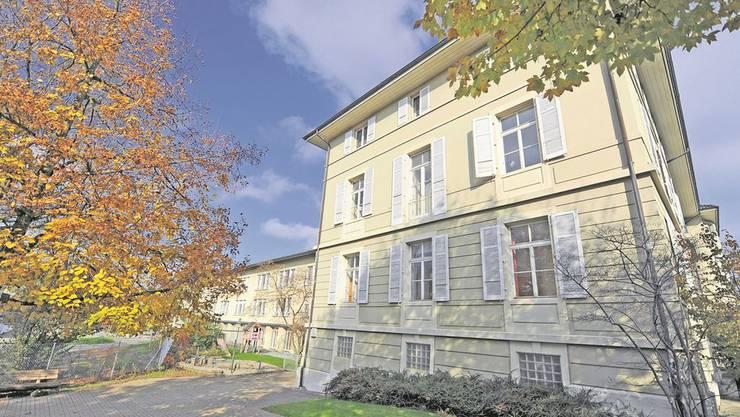 Das alte Pflegezentrum des Spitals in Zofingen.