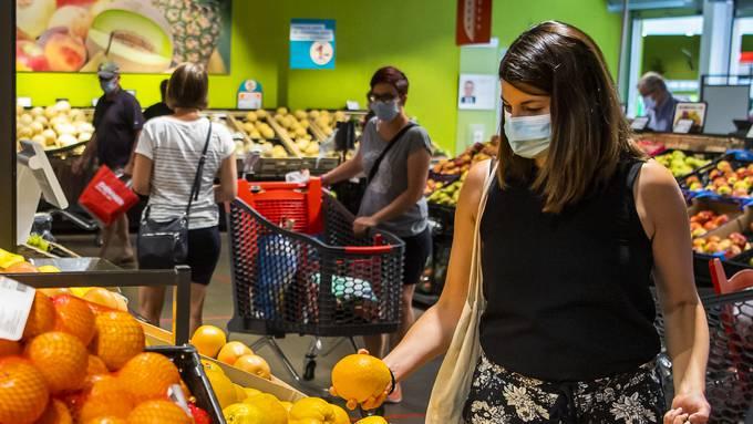 St. Gallen führt keine Maskenpflicht in Läden ein.
