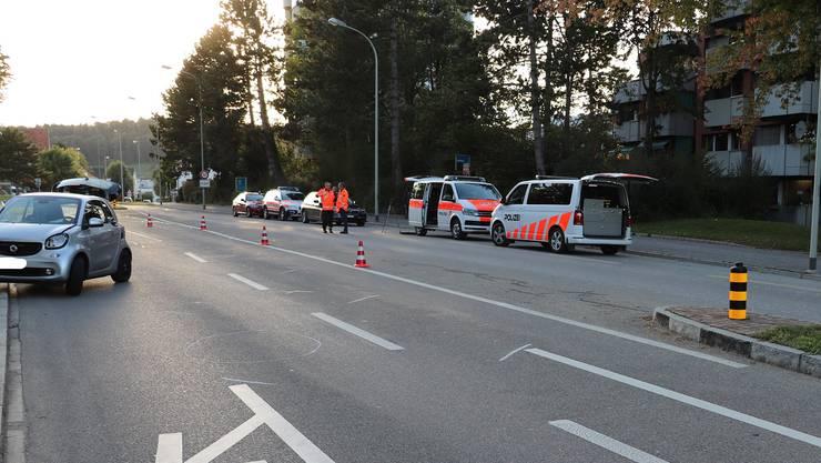Die 12-jährige Schülerin wollte den Bus erreichen, doch dann passierte der Unfall.