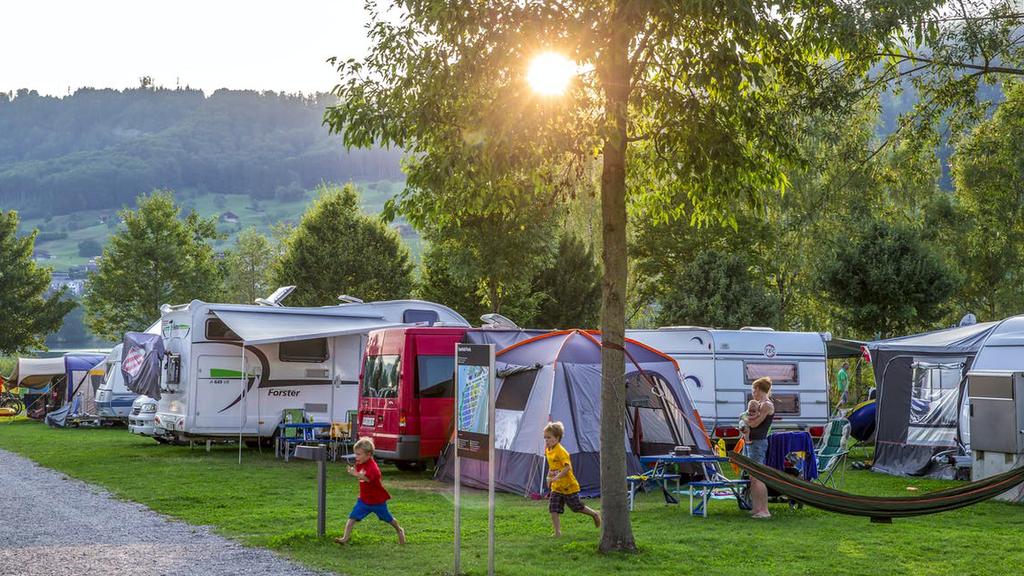 Corona beschert Campingplätzen eine Rekordsaison