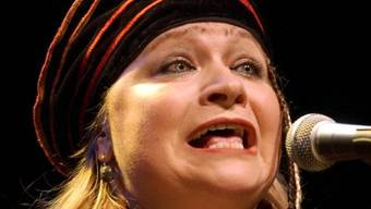 Sängerin Dodo Hug gefallen ihre Pausbäckchen (Archiv)