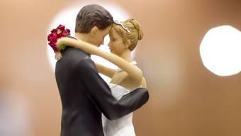 Die Statistiken sprechen nicht für die Ehe. (Symbolbild)