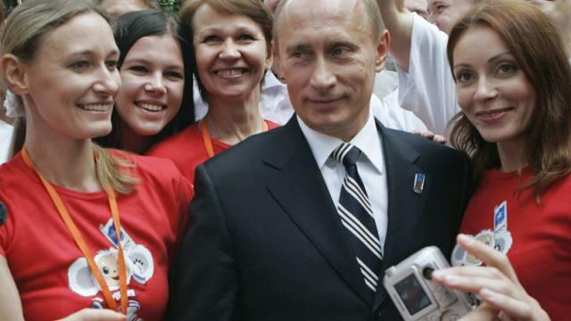 Russlands Präsident Wladimir Putin: Hat er zuviel versprochen?