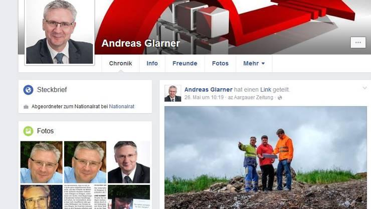 Glarner Facebook