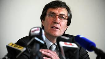 Martin Waser: Wollte Sozialbehörde abschaffen. (Bild: Duchene/EQ)