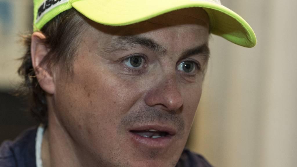 Jörg Roten ist mehr Trainer von Swiss-Ski