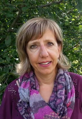Andrea Hofer führt ihr «Bed andBreakfast» mit Leidenschaft.