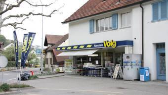 Ab Juni bietet die Auensteiner Volg-Filiale einige Postdienstleistungen an. (wo)