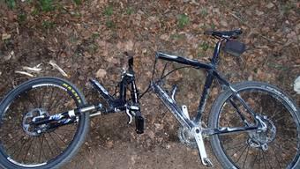 Schwerer Bike-Töff-Unfall in Schöftland