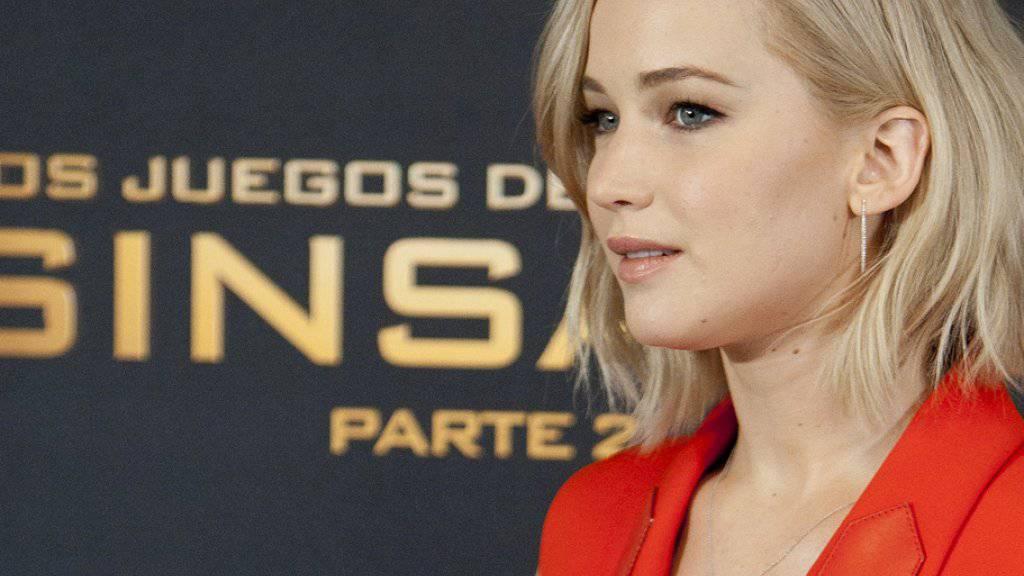Jennifer Lawrence ist trotz ihres Erfolgs bescheiden geblieben: Sie zieht ihr gemütliches Zuhause dem Nobelschuppen vor (Archiv).