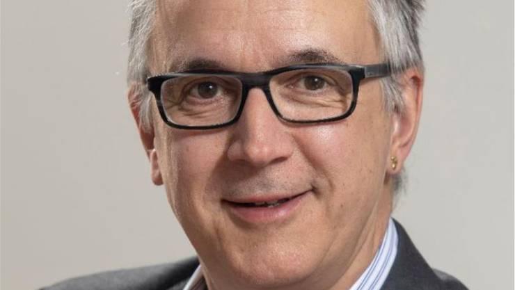 André Knubel wurde wieder in den Gemeinderat gewählt - unfreiwillig.