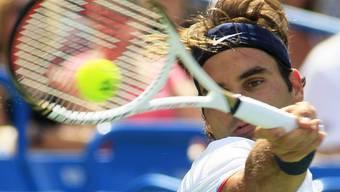 Federer bezwingt Wawrinka im Halbfinal in Cincinnati