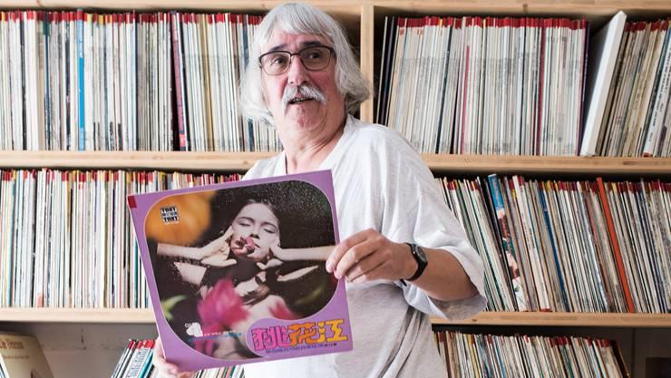 Ueli Mooser, kreativer Kopf aus der Volksmusik.