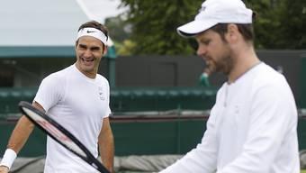 Severin Lüthi - Federers Trainer