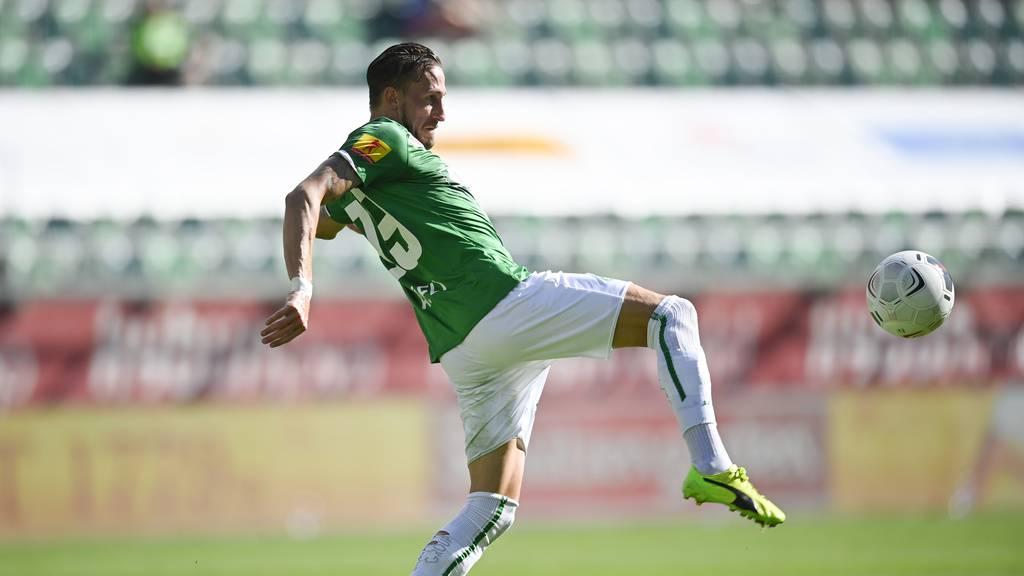 FC St.Gallen müht sich zu drei Punkten