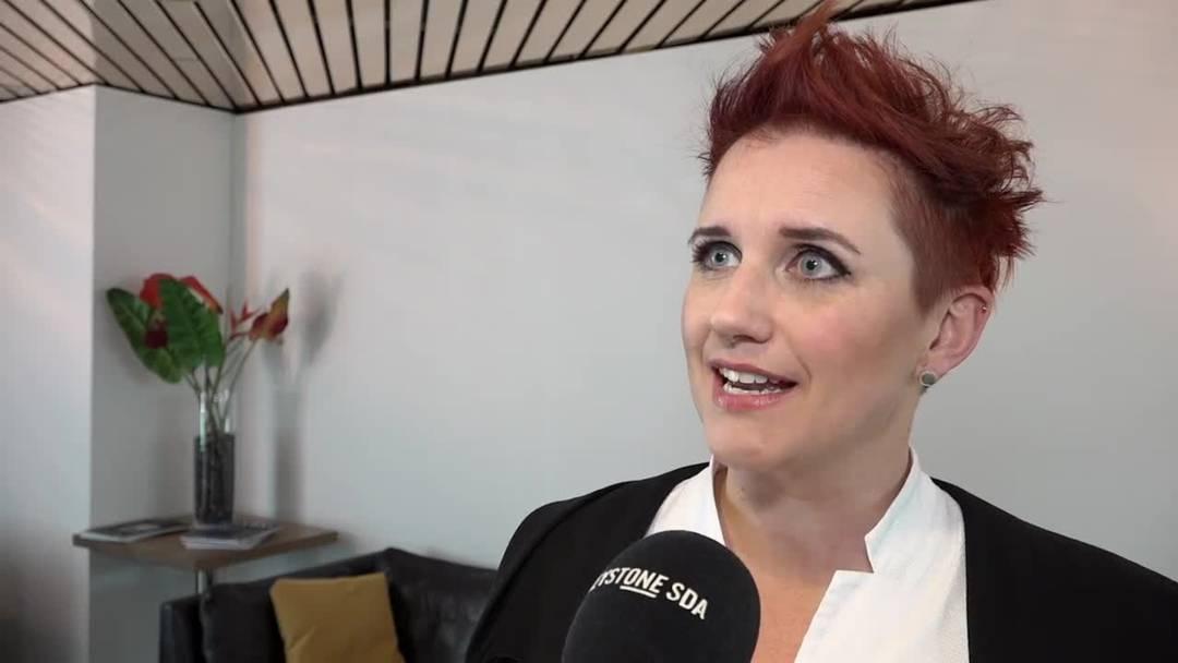 """Programmchefin von MySports Steffi Buchli """"Das Herzstück des Senders fällt weg."""""""