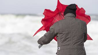 Am Samstag ist erneut mit Sturm zu rechnen.
