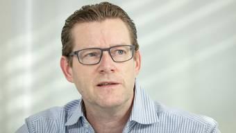 CVP-Kantonsratsfraktionspräsident Josef Wiederkehr startet auf Platz zwei ins Rennen.
