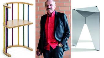 Willi Glaeser, Badener Designer: «Ich will, dass sie mit Spielsachen spielen, die ich mit gutem Gewissen schenken kann.»