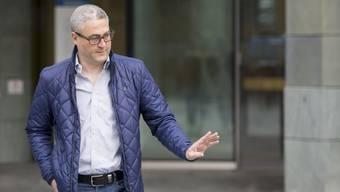 Ivo Romer wiess die Vorwürfe vor dem Zuger Obergreicht zurück und fordert einen Freispruch.