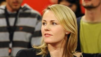 Bestgewählte Nationalrätin: Natalie Rickli, SVP.  Key