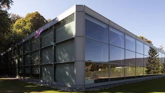 Die Jubiläumshalle in Magglingen ist die Trainingsstätte des Nationalkaders Kunstturnen